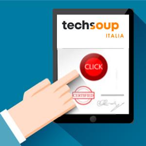 Digitalizzare la propria associazione oggi è possibile con Techsoup